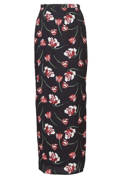 Omaya Tapered Skirt