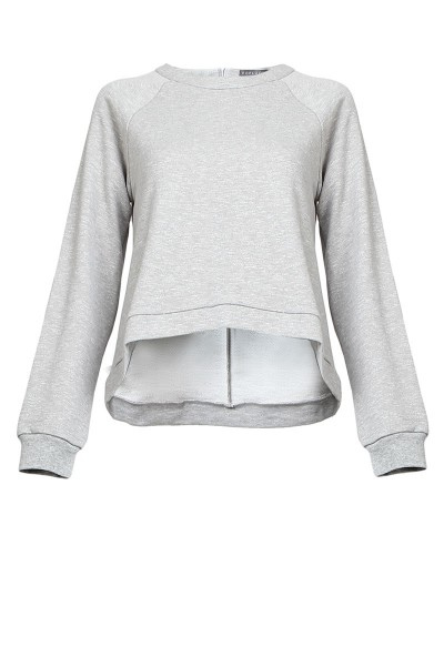 Sharlena High Low Sports Blouse