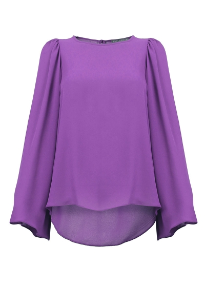 Geneen Flared Blouse