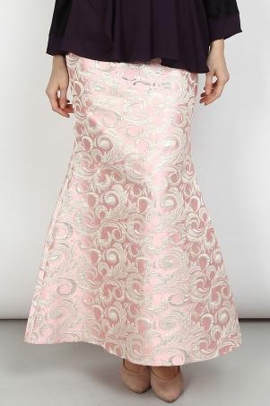 Taylor Skirt - Pink/Gold