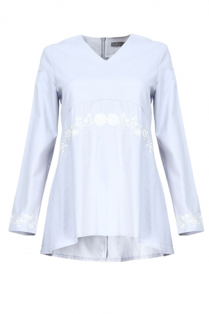 Zosia Embroidered Blouse