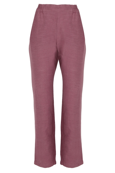 Zaelin The Pull-on Tapered Pants