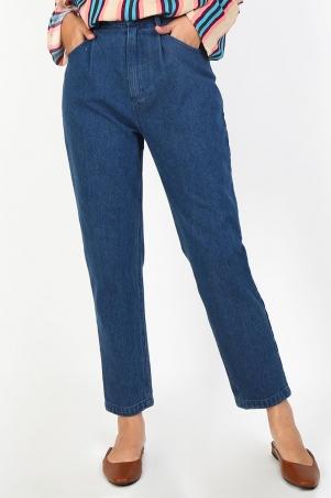 COTTON Emina Tapered Jeans - Medium Wash