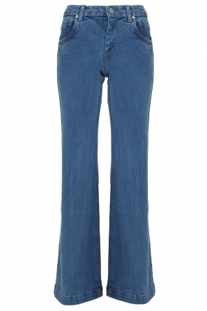 COTTON Shekinah Jeans 2.0 - Medium Wash