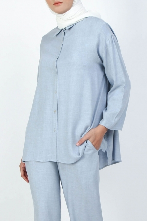 Cairo Front Button Shirt