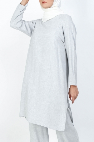 Fera Side Slit Tunic