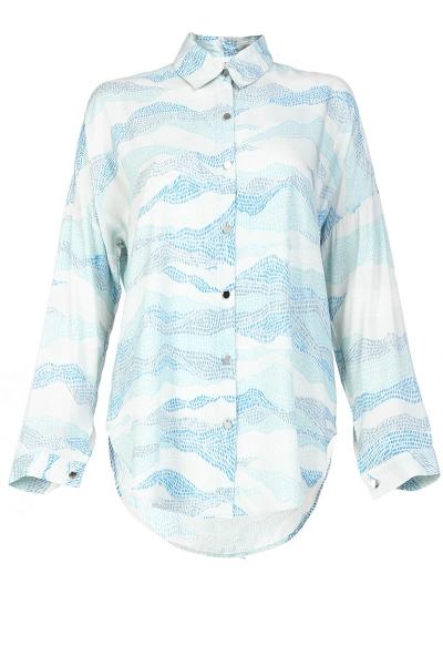 Kinleigh Front Button Shirt
