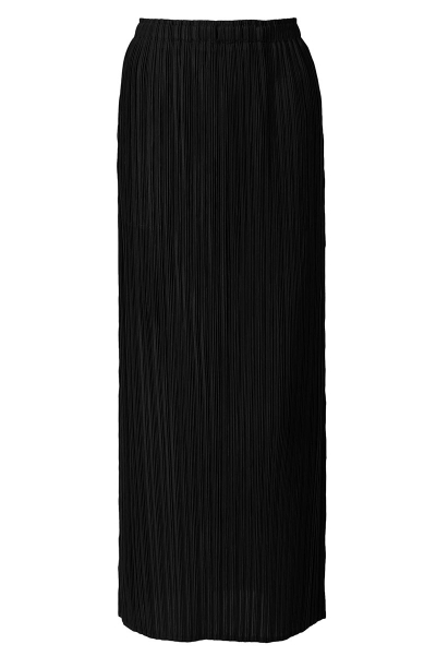 Hazel Pleated Pencil Skirt