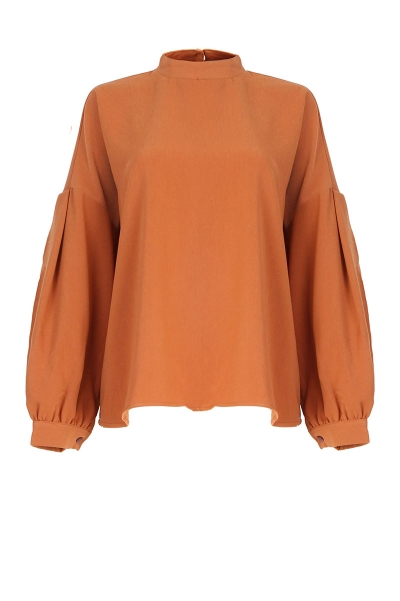 Zaliki Drop Shoulder Blouse