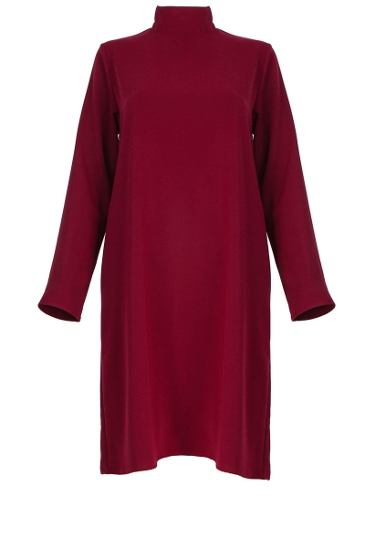 Coralee High Neck Tunic