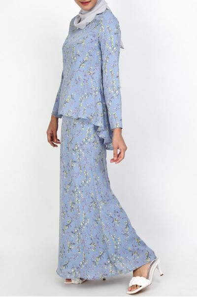 Wadida Blouse & Skirt