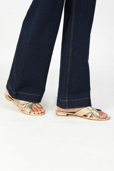 Bria Stacked Sandals
