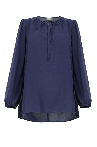 Channing Flared Blouse