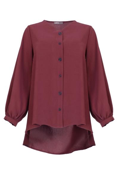 Arlette Front Button Blouse
